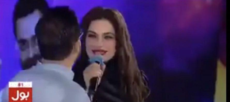 Shameless Conversation between Amir Liaquat and Meera