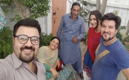 Ahmed Ali Butt's new comedy telefilm coming on eid