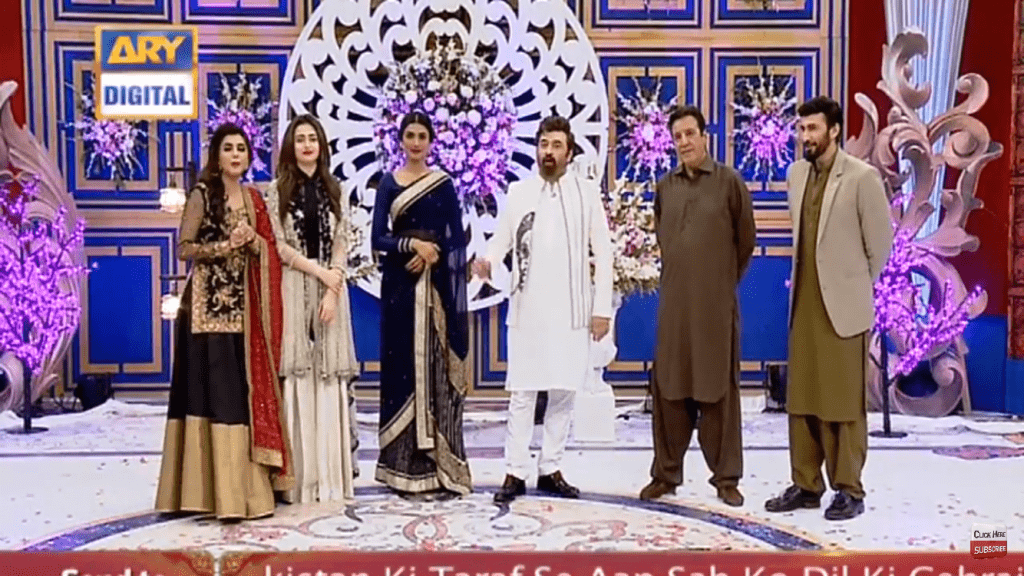 TV shows that stole the show on eid