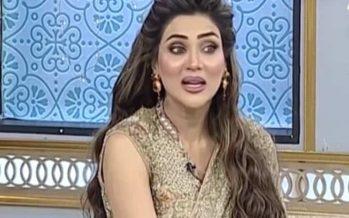 Fiza Ali makes fun of Amir Liaqat in eid show
