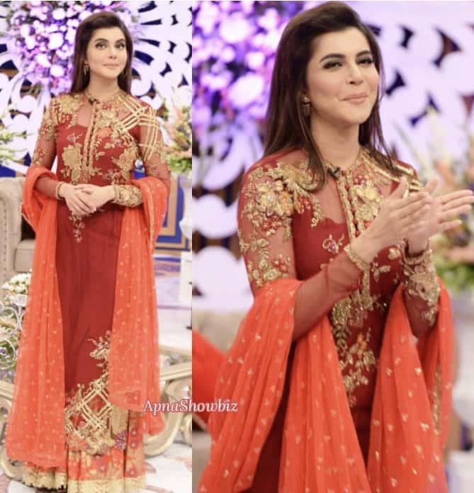 celebrities eid day 2 lookbook