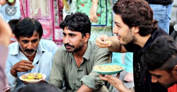 Ahsan Khan shares his idea of celebrating Eid