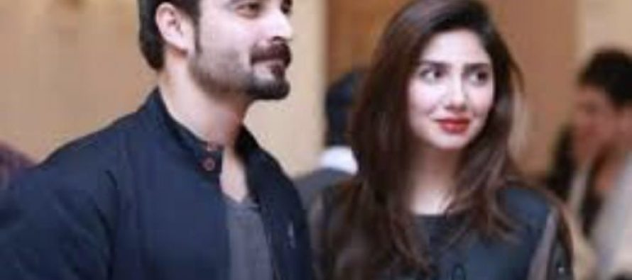 Mahira Khan Has A Brilliant Reply For Hamza Ali Abbasi's Tweet