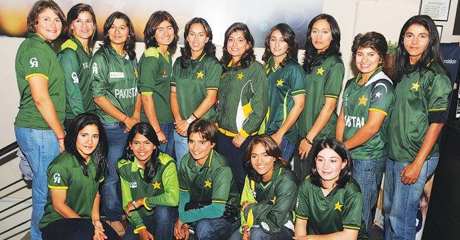 Pakistan Women Cricket team Scandal