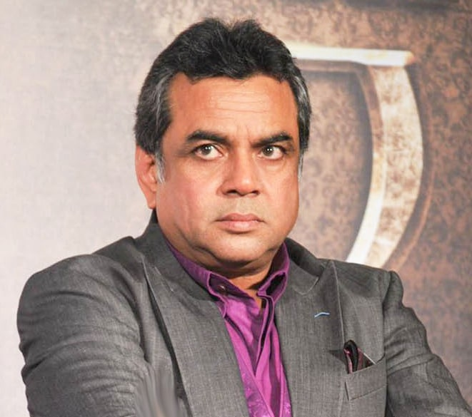 Paresh Rawal Claims To Have Been 'Misquoted'