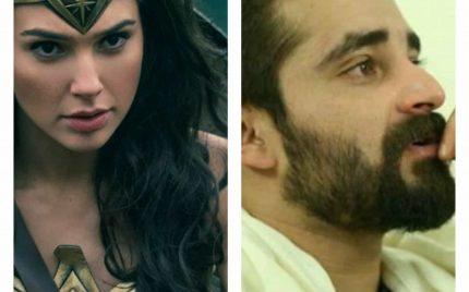 Hamza crticizes Wonder Woman!