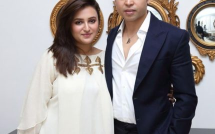 Redah and Shammal welcomes second child!