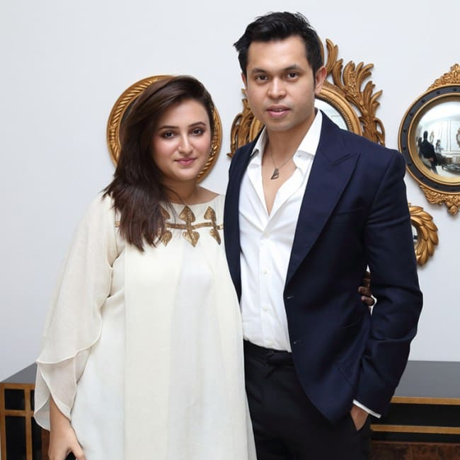 redah and shammal welcomes second child reviewitpk