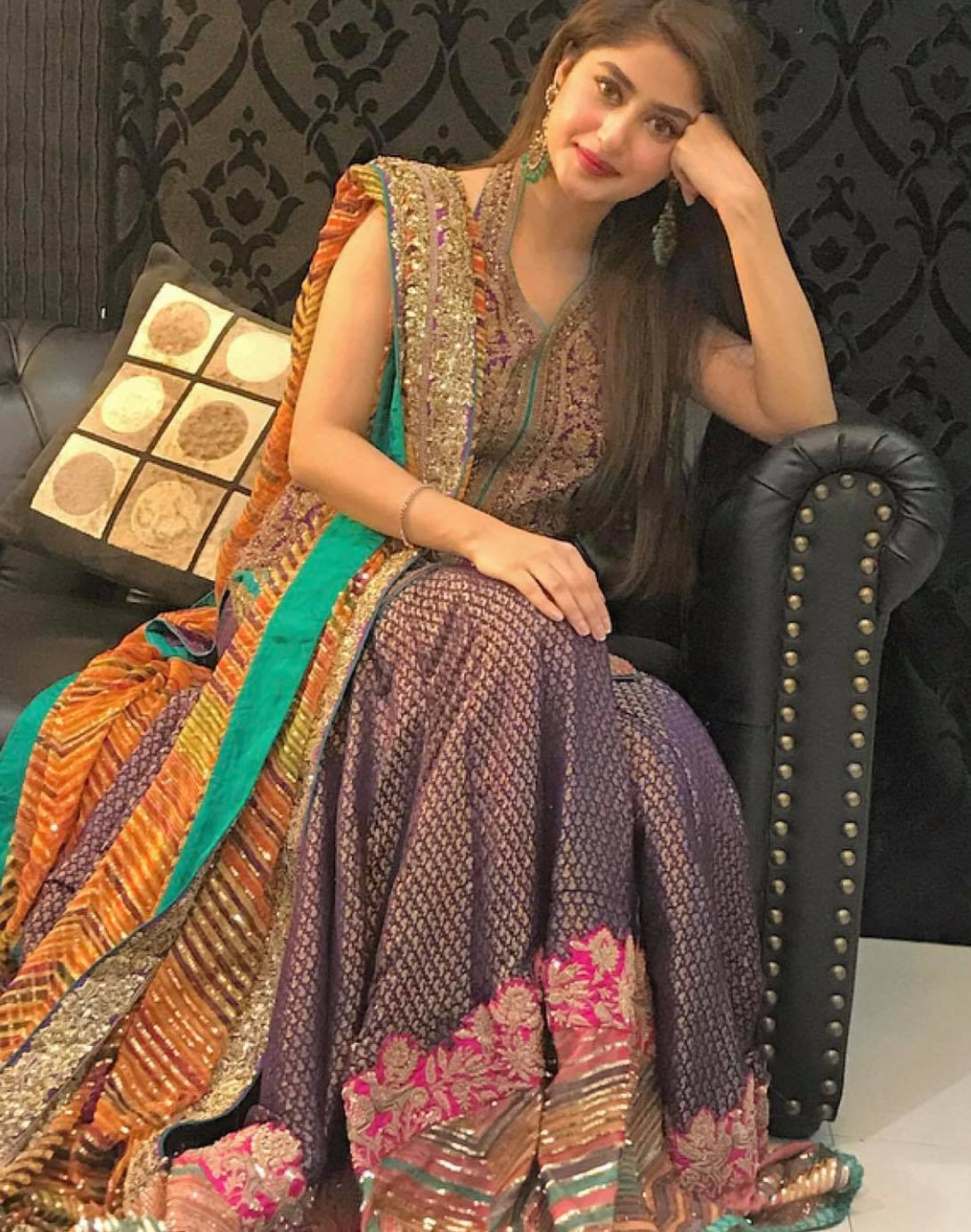 Sajal Ali dresses1