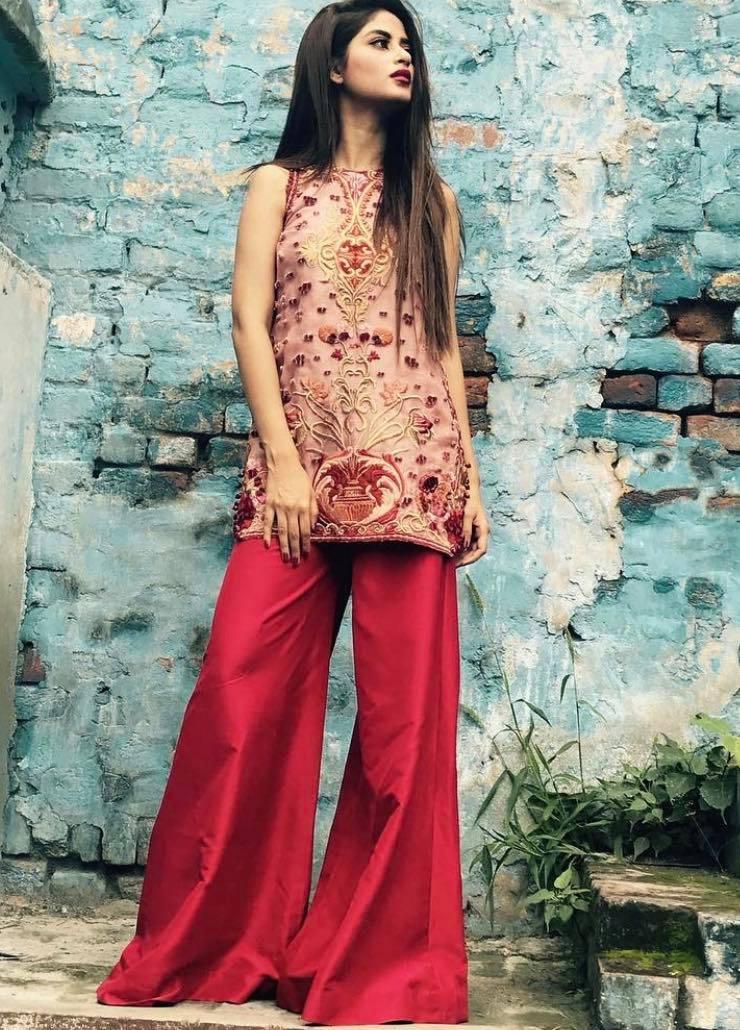 Sajal Ali dresses2