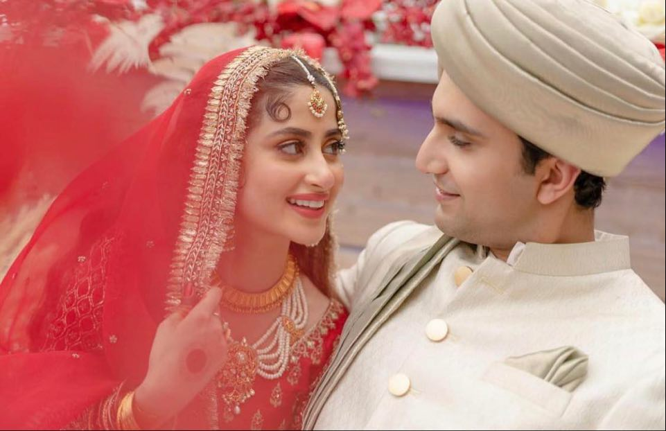 Sajal Ali wedding1
