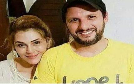 Shahid Afridi & Sana Bucha Shut Trolls!