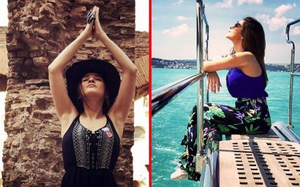 Ayesha Omar's Summer Vacation Pictures Will Give You Travel Goals!