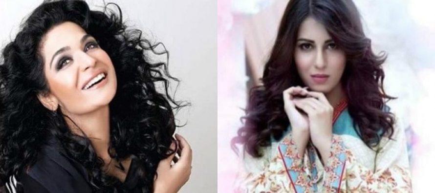 Ushna Shah Hits Back At Meera Ji!