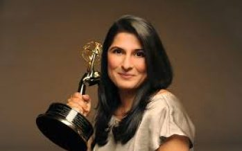 Sharmeen Obaid-Chinoy wins another award!