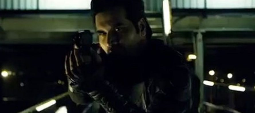 Humayun Saeed's Intense Look For Project Ghazi Has Blown Us Away!
