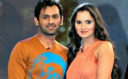 Shoaib and Sania gone viral on social media!