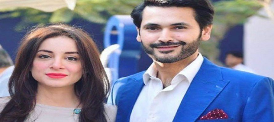 Sarwat Gillani & Fahad Mirza's Pictures With Their Newborn Is Breaking The Internet!