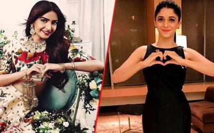 Mawra Hocane & Sonam Kapoor Prove That Friendship Goes Beyond Borders