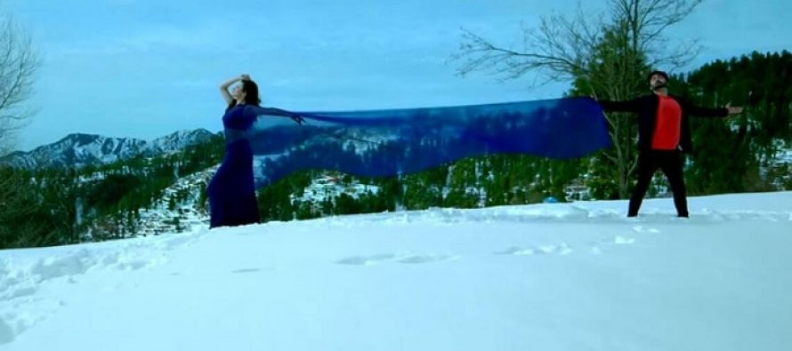 We motivated Sana to wear a saari in snow by showing her Madhuri's songs, shares Yasir Nawaz