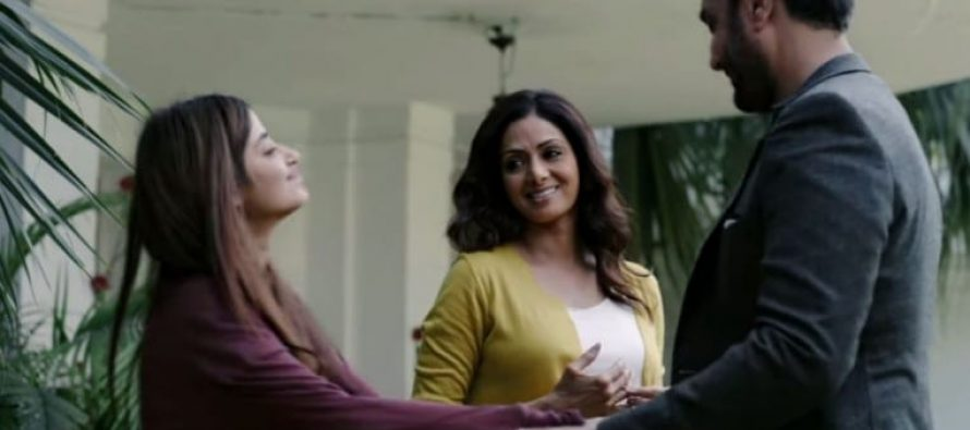 "Second trailer of Indian movie ""Mom"" is out"