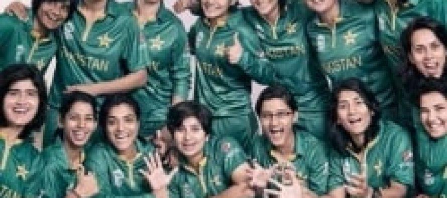 Wasim, Waqar and Sarfaraz wish Pakistan women's cricket team ahead of World cup