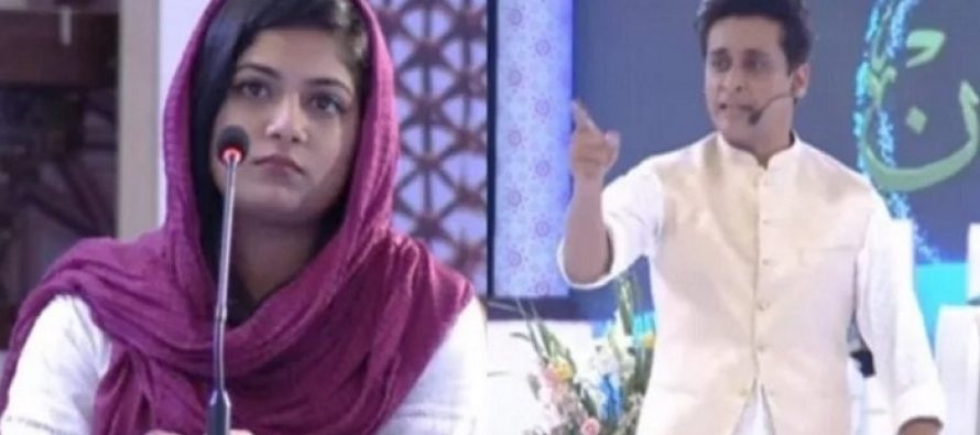 Saba Rizwan – The Girl Bashed By Sahir Lodhi Will Now Host Her Own Show