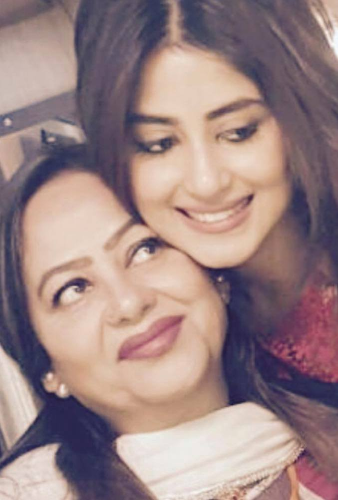 sajal mother1
