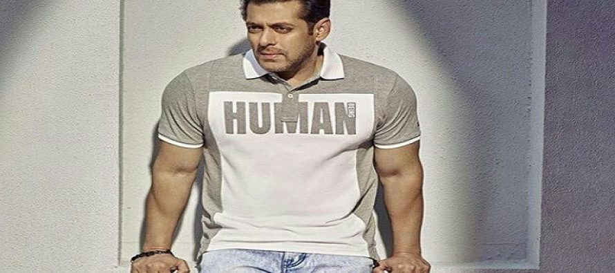 Salman Khan Roots For Peace With Pakistan & Gets Criticized For The Same!