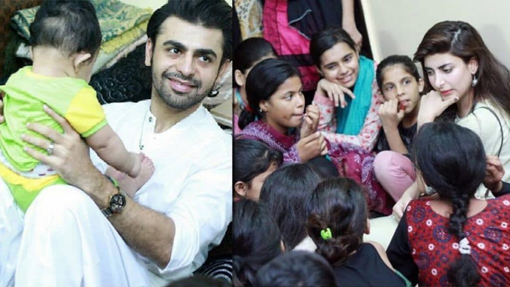 what your favorite stars are doing this eid..