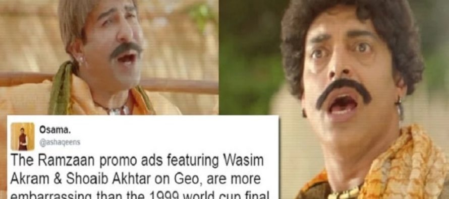 People Are Trolling Wasim Akram & Shoaib Akhtar & The Reason Is Hilarious