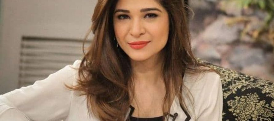 Vasay Chaudhry asks Ayesha Omar her Age on TV