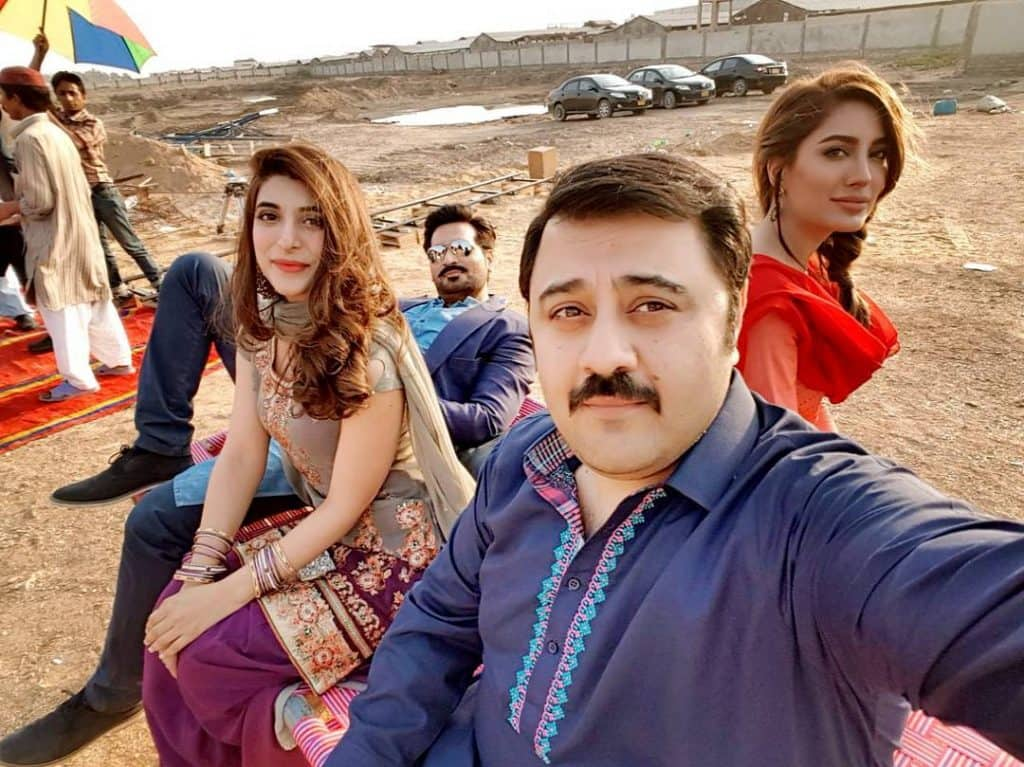 Urwa Hocane Ready To Storm Cinemas With Four Film Releases Later This Year