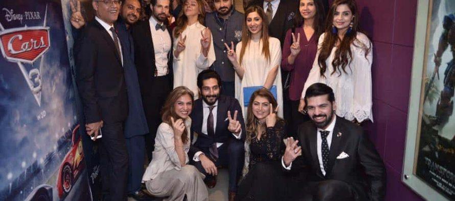 Special Screening Of 'Yalghaar' In Karachi