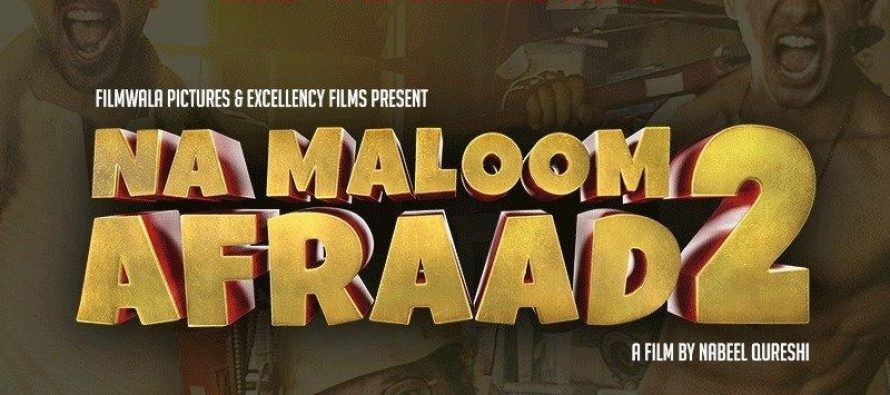 Dubbing Sessions Of 'Na Maloom Afraad 2' Is In Progress