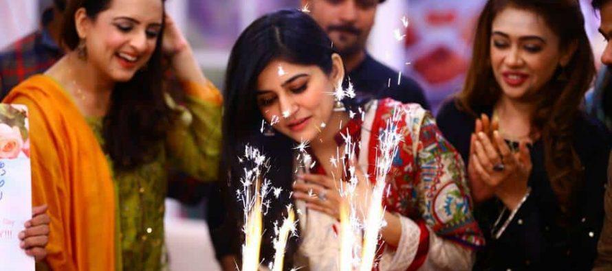 Sanam Baloch's Birthday Celebrations