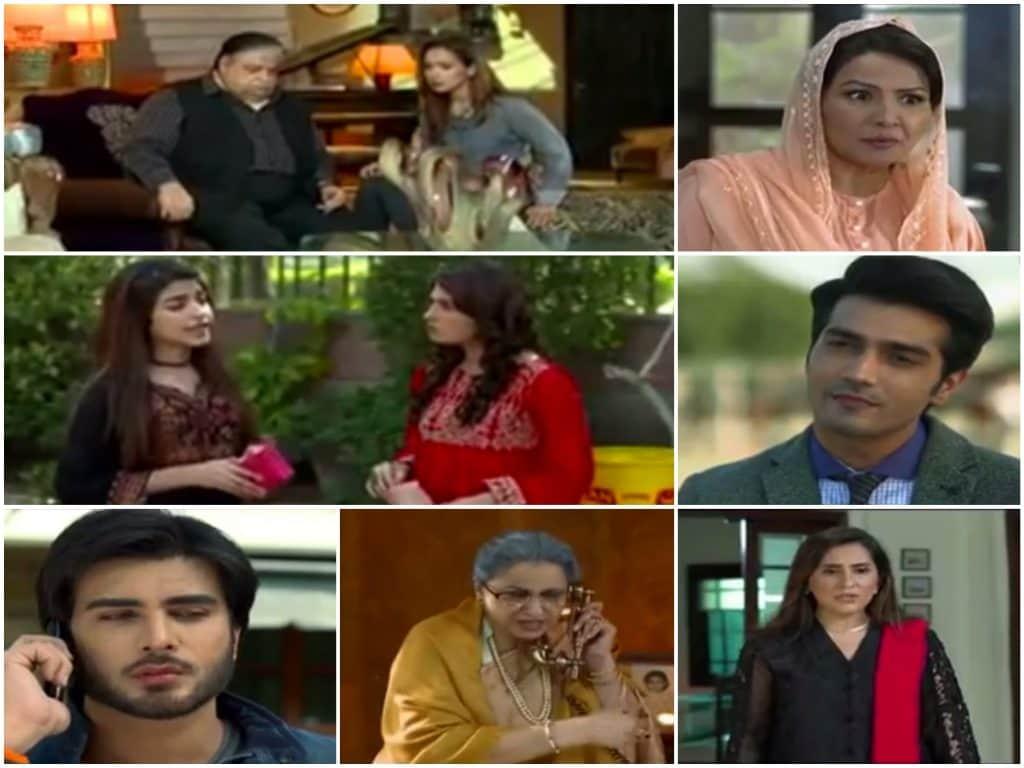Mohabbat Tumse Nafrat Hai Episode 17 Review - Weak Direction