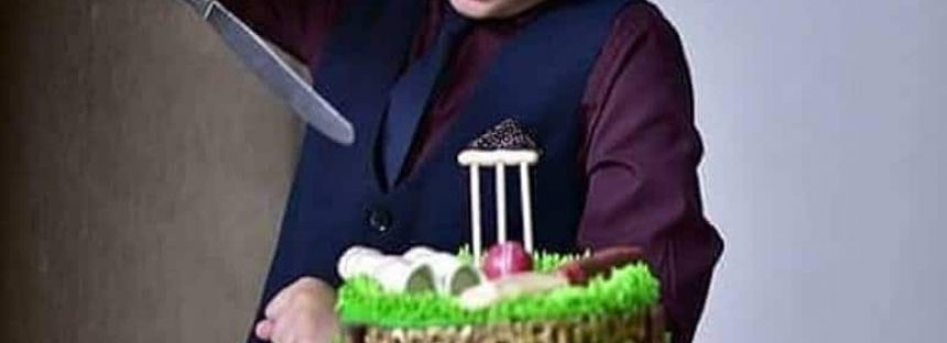Iqrar-ul-Hassan Celebrated Seventh Birthday Of His Son