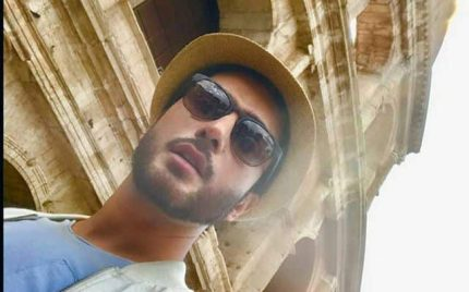 Imran Abbas On A Leisure Trip To Europe