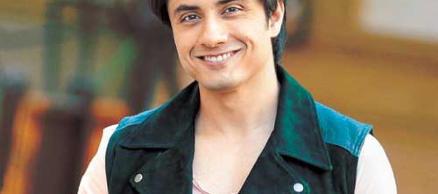 Ali Zafar Felt 'REALLY CONSCIOUS' While Working in India!