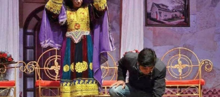 Revival Of Live Theatre In Khyber Pakhtunkhwa