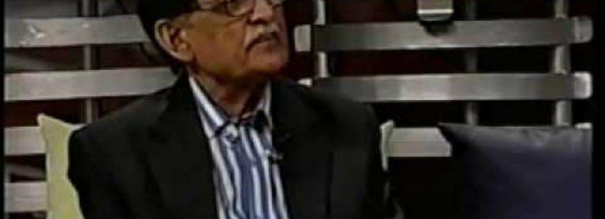 Eminent poet, writer and educationist Hasan Akbar Kamal Passes Away