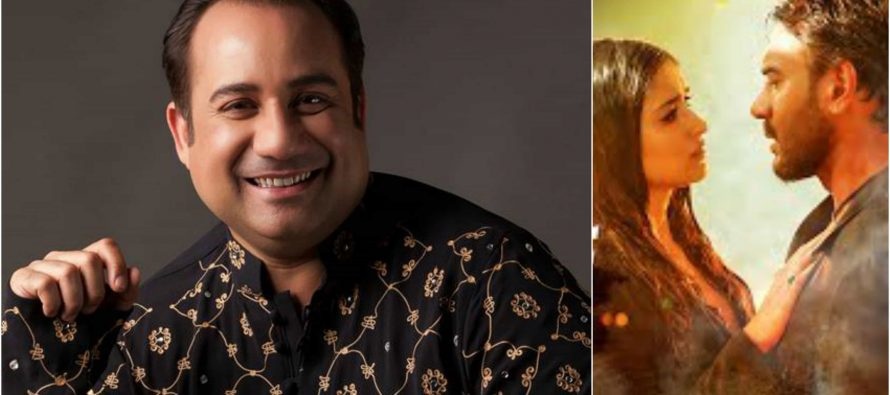 Soulful voices of Nusrat Fateh Ali Khan & Rahat Fateh Ali Khan in 'Mere Rashke Qamar'