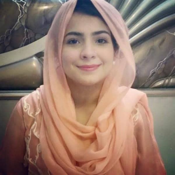 Dua Malik Pakistani Female VJ Host And Television Actress Celebrity dubtt Pak101dotcom