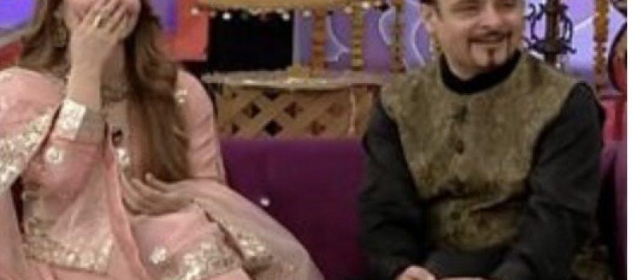 What Reema Khan Received In Mun-Dikhai