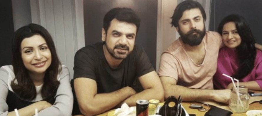 Celebrity Couples Dine Out Together