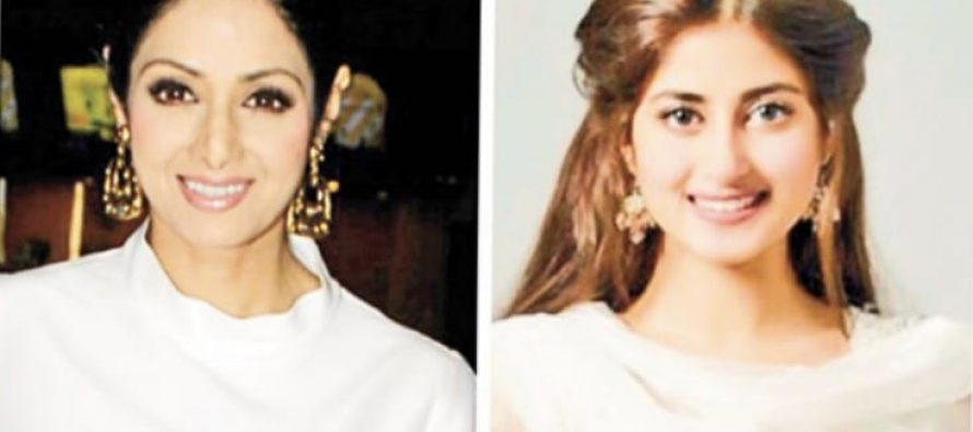Sajal Tells About First Meeting With Sridevi