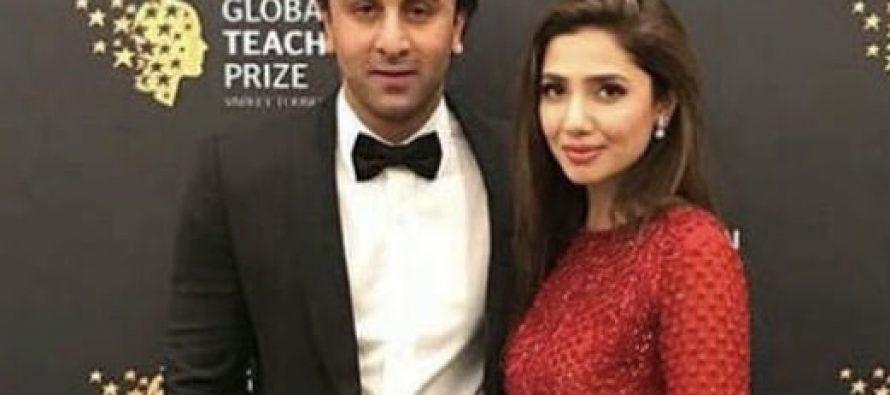 Ranbir Kapoor Names Mahira Khan Among The Most Beautiful