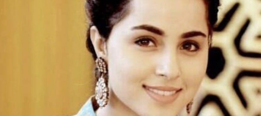"Nimra Khan Joins The Cast Of ""Baghi"""