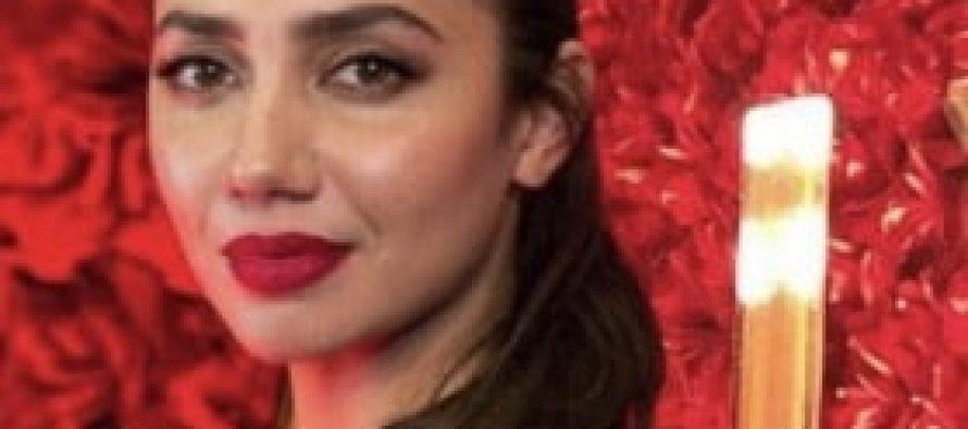 Mahira Khan Tries To Speak Arabic